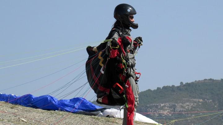 Paragliding Slovenie