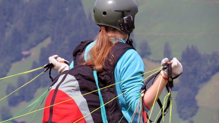 Paragliding proefles