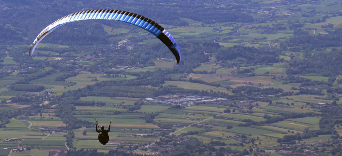 Paragliden, zo vrij als een vogel!